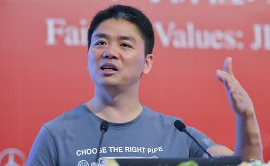 刘强东警告传统企业:加盟模式会被O2O干掉!